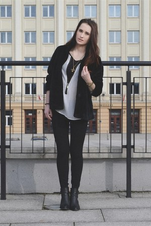 Bershka leggings - burgmeister watch