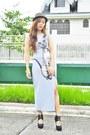 Silver-maxi-dress-persunmall-dress