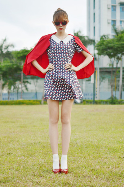 berrybow dress - Bubbles ring