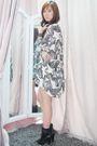 Topshop-top-topshop-skirt-aldo-accessories-calvin-klein-forever-21