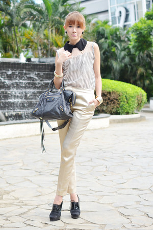 Style Trends blouse