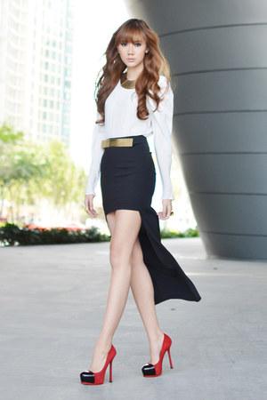 pinkaholic skirt