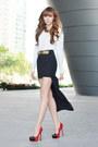Pinkaholic-skirt