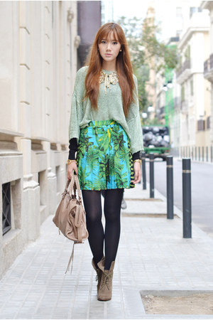 versace x h&m skirt