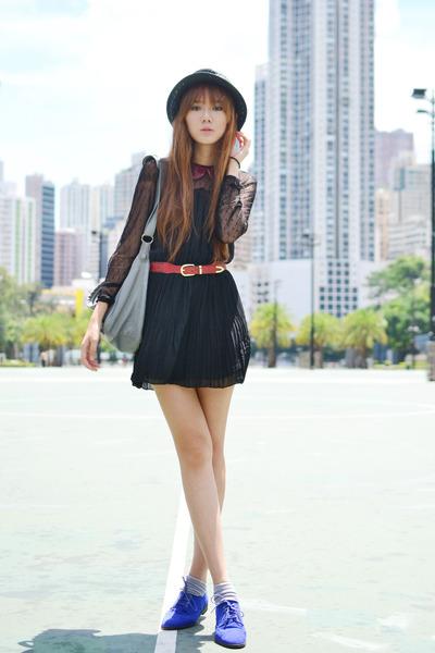 Korean Rose dress - Flatterbuy accessories