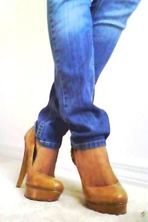jeans - pumps