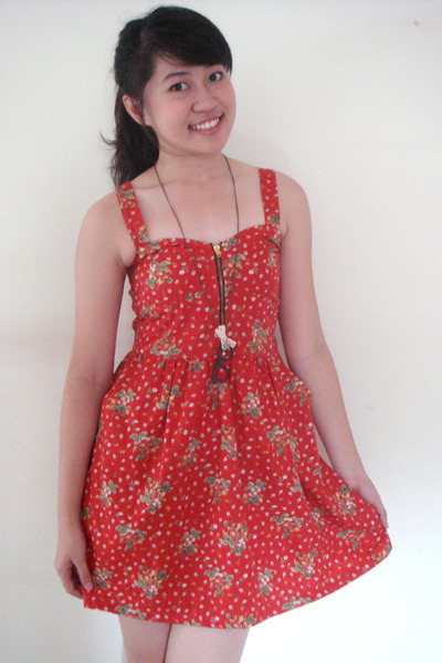 red house of keira dress