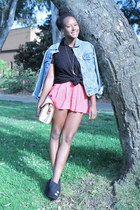 bubble gum Forever 21 shorts