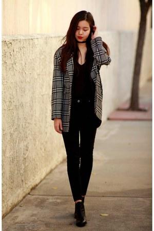 black Glamorous coat