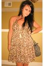 Forever-21-dress-gray-forever-21-bag-gold-forever-21-accessories-gold-fore