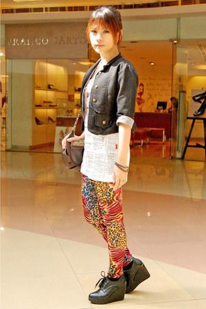 Sparkle Shop leggings