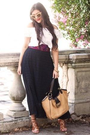 black Kersh skirt