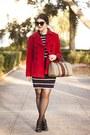Black-striped-sugarhill-boutique-dress