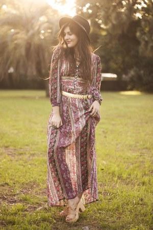 puce TJ Maxx dress