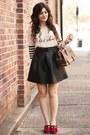 Off-white-poppy-lux-sweater-black-faux-leather-sugarhill-boutique-skirt
