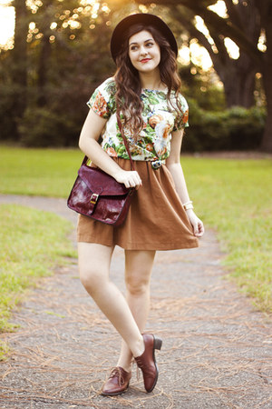 floral PoppyLovers blouse