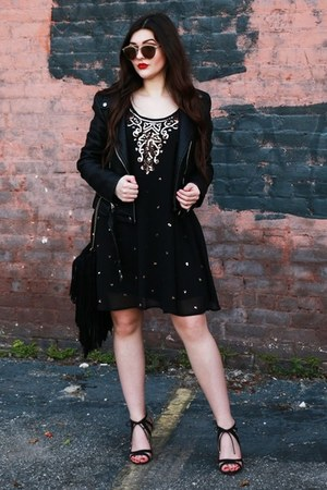 black PB&J Boutique dress
