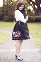 black PB&J Boutique skirt
