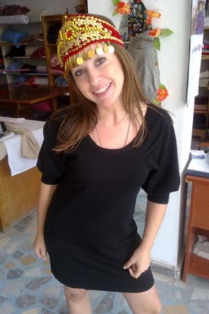 Traditonal Anatolian Hat....