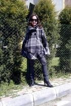 Zara jacket - Zara jeans