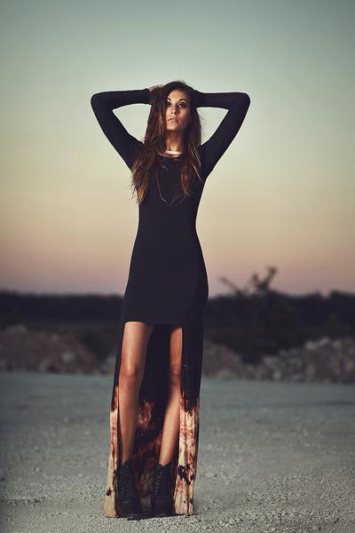 rayon CastlesCouture dress