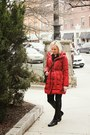 Black-stuart-weitzman-boots-brick-red-jcrew-coat
