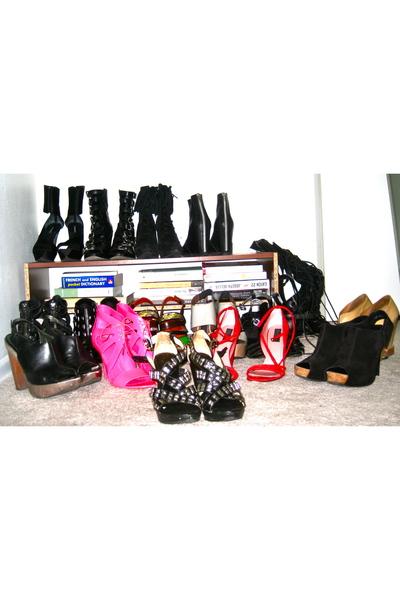 my shoe closet