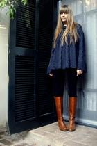 wanama sweater - JL Cook pants - Febo boots