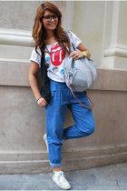pants - H&M shoes - Sportsgirl - t-shirt