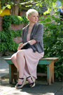 Neutral-hi-lo-bliss-dress-heather-gray-draped-h-m-jacket