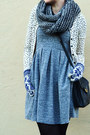 Black-heat-tech-uniqlo-leggings-heather-gray-madewell-dress