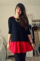 Primark dress - Primark sweater
