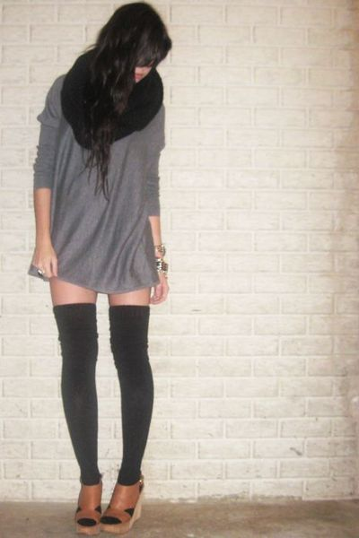silver vintage accessories - black Forever 21 accessories