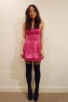 bardot dress - Wanted shoes
