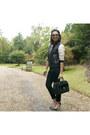 Leather-mango-jacket-bowler-ted-baker-bag-camoflauge-sam-edelman-heels