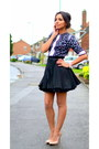 Metallic-topshop-shoes-a-line-jones-and-jones-dress
