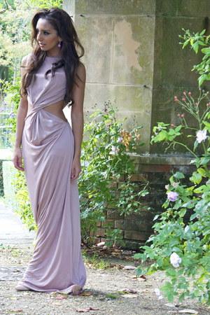 maxi hmh couture dress