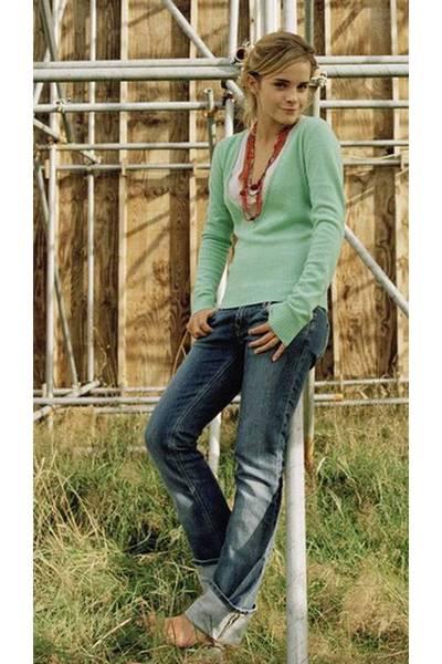 emma watson casual style. Emma Watson - celeste21#39;s