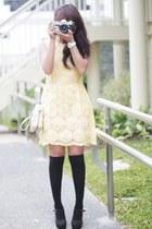 sunflower tideshe dress - mary janes Lovelywholesale heels