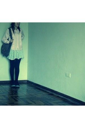 plizada blouse - Circa sneakers
