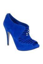 blue Aldo shoes