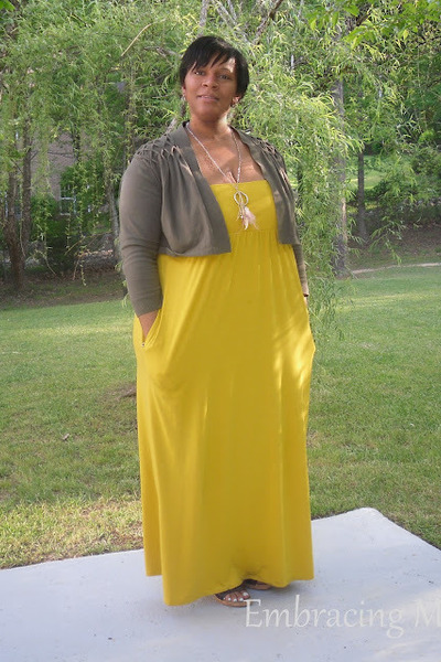 Maxi dress and cardigan at target – Dress best style form