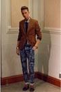 Tawny-camel-blazer-h-m-blazer-navy-zara-shirt-navy-zara-pants