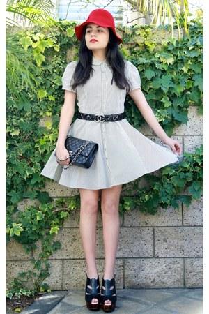 Chanel bag - PROENZA SCHOULER shoes - Chanel belt