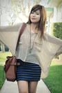 Tan-forever-21-blouse