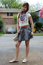 Gray-forever-21-skirt-beige-purse-black-wetseal-scarf-beige-forever-21-sho