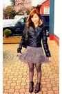 Black-forever21-shoes-heritage-dress-black-h-m-jacket-black-ebag-purse