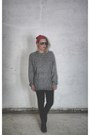 Sweater-sunglasses