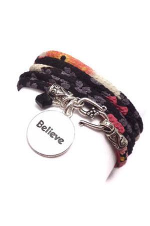 japanese cord charmeddesign1012 bracelet