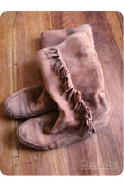 My Indian Boots :)